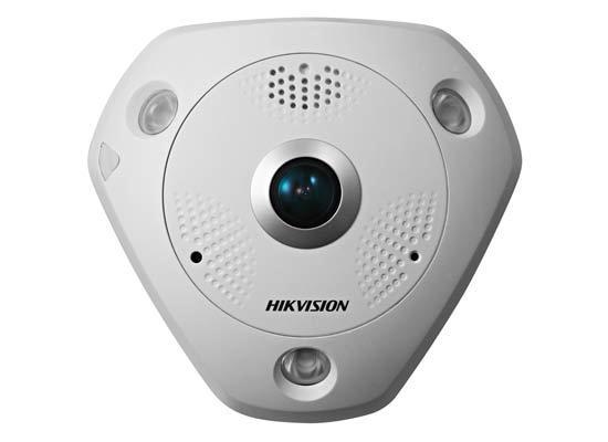 vwin德赢在线登录德赢vwin官网DS-2CD6332FWD-I 300万超宽动态鱼眼网络摄像机