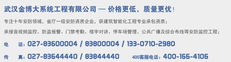 武汉金博大系统工程有限公司